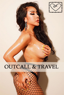 Luxury VIP Escort Angellah