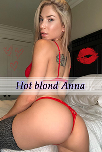 Luxury VIP Escort Finnja